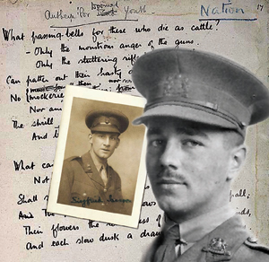 Wilfred owen anthem for doomed youth essays